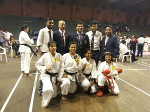 Team SIKF at SWABHIMAN BHARAT CUP