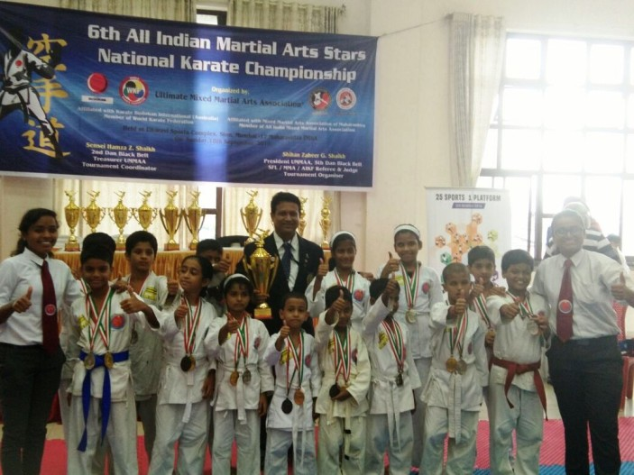 team-sikf-at-6th-all-india-martial-arts-stars-national-karate-championship