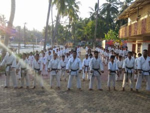 17th SIKF National Karate Camp at Anand Resort Virar (6)