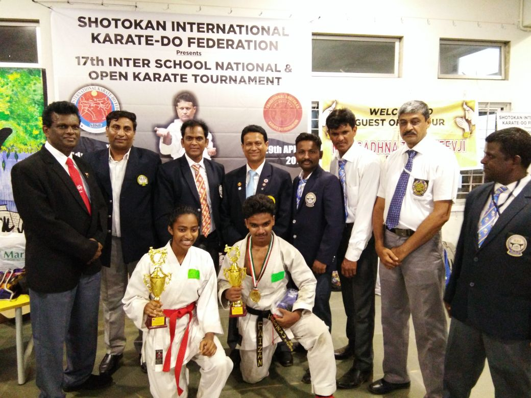 17th SIKF National Tournament