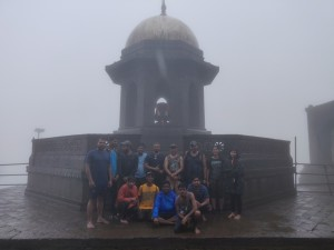Independance Day Trek at Raigad Fort (1)